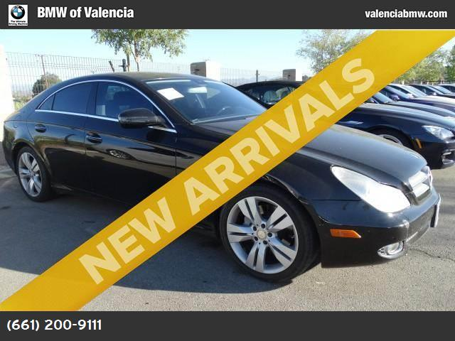 2009 Mercedes CLS-Class 55L traction control electronic stability control abs 4-wheel keyless