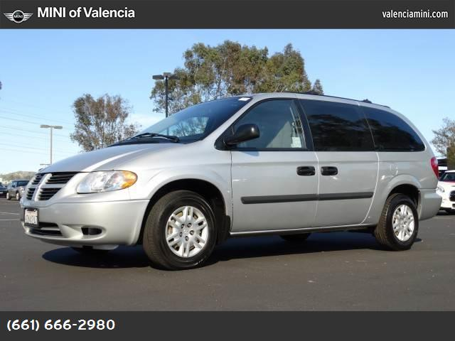 2005 Dodge Caravan SE 33l smpi v6 engine  std extra cost crystal pearl paint extra cost metall