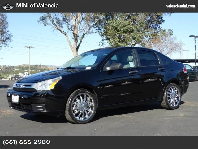 2010 Ford Focus S 20l dohc 16-valve i4 duratec engine  std ebony front wheel drive power stee