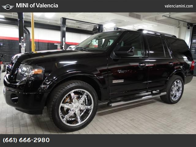 2007 Ford Expedition Limited 213579 miles VIN 1FMFU19577LA30135 Stock  1196391024 8594