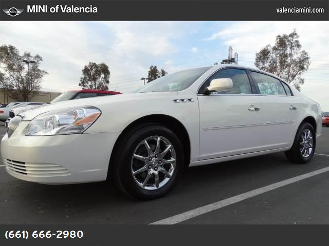 2007 Buick Lucerne V6 CXL traction control abs 4-wheel air conditioning power windows power d