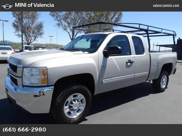 2009 Chevrolet Silverado 2500HD LT stabilitrak abs 4-wheel air conditioning power windows pow