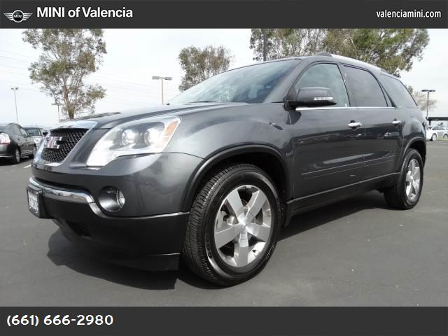 2011 GMC Acadia SLT1 engine  36l sidi v6  288 hp  2147 kw    6300 rpm  270 lb-ft of torque