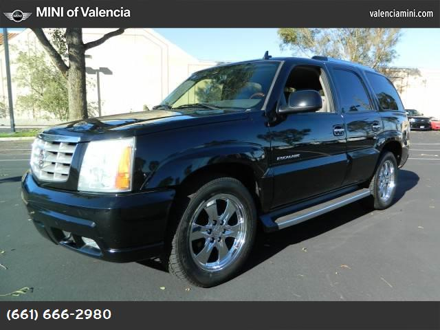 2006 Cadillac Escalade  traction control stabilitrak abs 4-wheel air conditioning air cond re