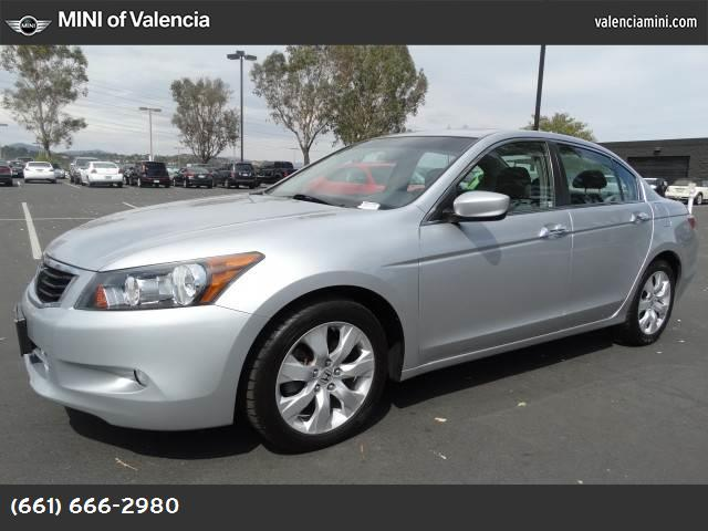2009 Honda Accord Sdn EX traction control stability control abs 4-wheel air conditioning powe