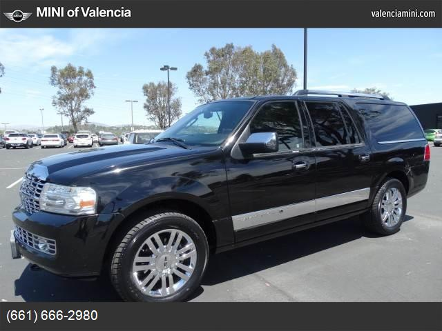 2008 Lincoln Navigator L  traction control stability control abs 4-wheel air conditioning pow