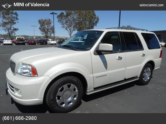 2006 Lincoln Navigator Luxury stability control abs 4-wheel air conditioning power windows po