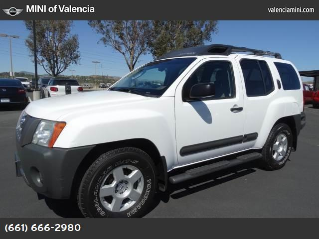 2006 Nissan Xterra S traction control vchl dynamic control abs 4-wheel air conditioning power