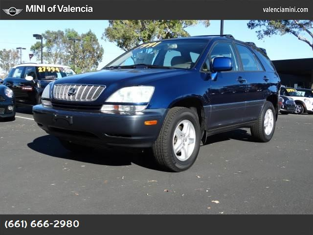 2002 Lexus RX 300  traction control abs 4-wheel air conditioning power windows power door loc