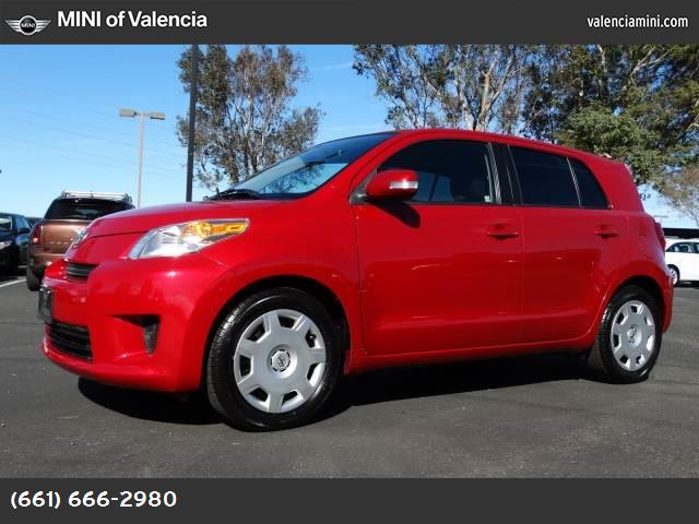 2008 Scion xD  front wheel drive tires - front all-season tires - rear all-season wheel covers