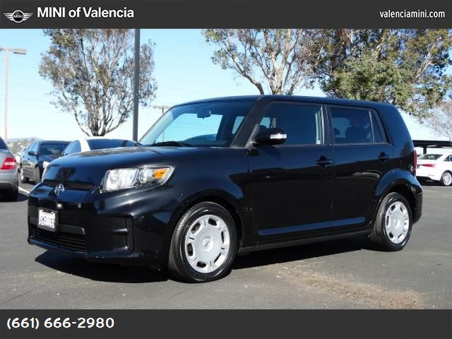 2011 Scion xB  black sand pearl front wheel drive power steering 4-wheel disc brakes wheel cove