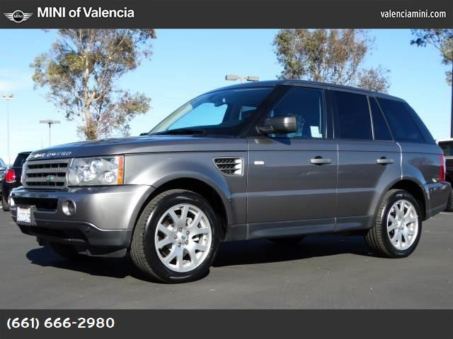 2009 Land Rover Range Rover Sport HSE 81595 miles VIN SALSF25489A197885 Stock  1203826308 2