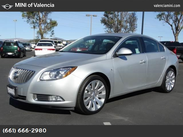 2011 Buick Regal CXL Turbo TO7 76324 miles VIN W04G15GV6B1048118 Stock  1175755889 13991
