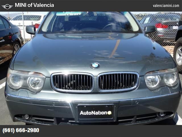 2003 BMW 7 Series 745Li 105048 miles VIN WBAGN63443DR13498 Stock  1151450460 9991