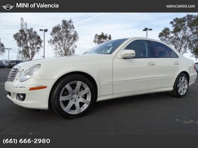 2007 Mercedes E-Class 35L traction control stability control abs 4-wheel air conditioning po