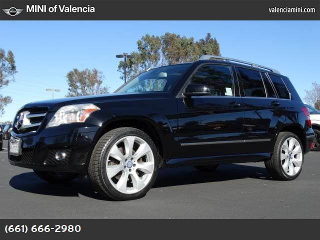 2011 Mercedes GLK-Class GLK350 black rear wheel drive power steering 4-wheel disc brakes alumin