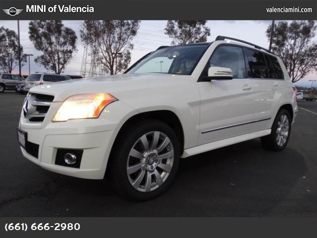 2010 Mercedes GLK-Class GLK350 hill start assist control traction control electronic stability co