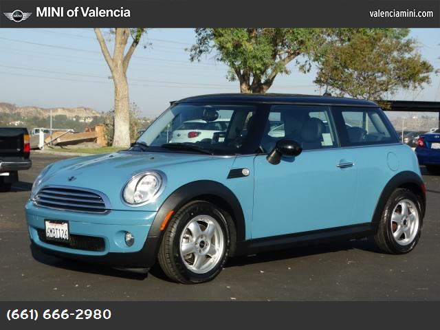 2010 MINI Cooper Hardtop  dynamic stability control abs 4-wheel keyless entry air conditioning