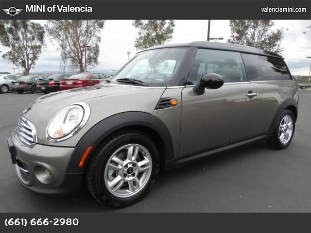 2012 MINI Cooper Clubman  dynamic stability control abs 4-wheel keyless entry air conditioning