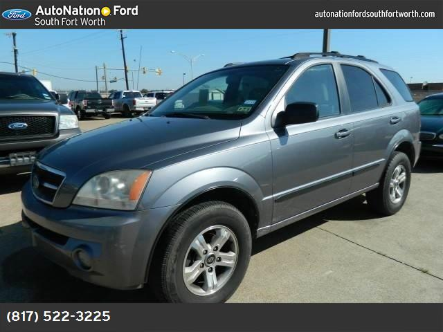 2004 Kia Sorento near Fort Worth TX 76119 for $4,995.00