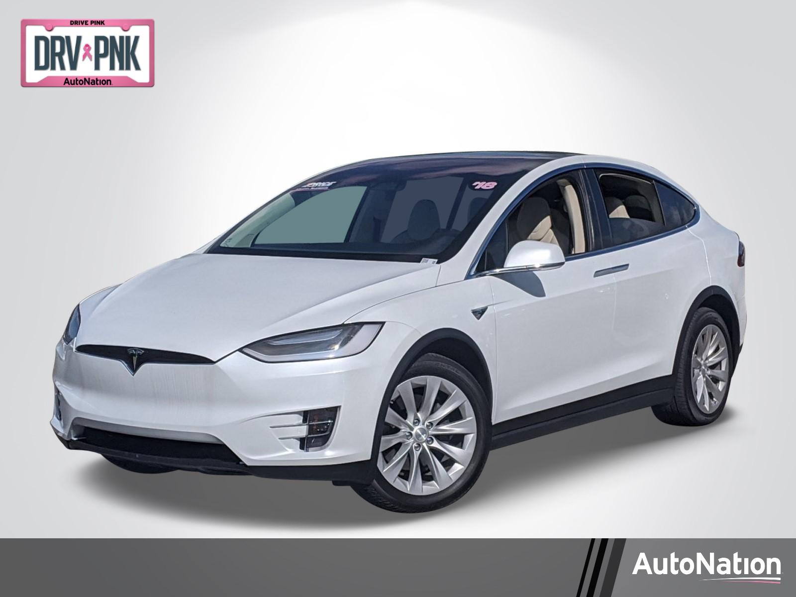 2018 Tesla Model X 100D