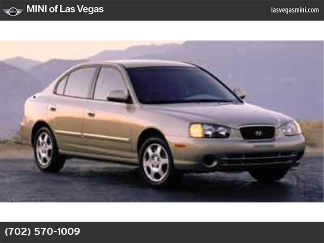 2003 Hyundai Elantra GLS 3155834 miles VIN KMHDN45D43U625550 Stock  1141632025 4995