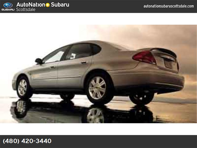 2004 Ford Taurus SES clearcoat paint  std front wheel drive tires - front all-season tires - r