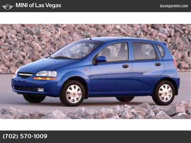 2004 Chevrolet Aveo LS 111689 miles VIN KL1TJ626X4B196027 Stock  1180416457 4395