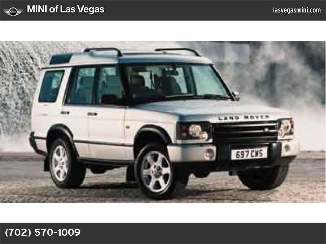2004 Land Rover Discovery S 105078 miles VIN SALTL19494A860021 Stock  1198033835 7295