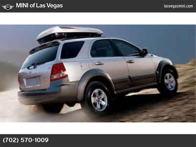 2004 Kia Sorento LX air conditioning power windows power door locks cruise control power steeri