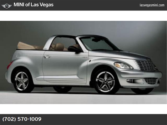 2005 Chrysler PT Cruiser GT 37608 miles VIN 3C3AY75S85T282760 Stock  1178617621 7995