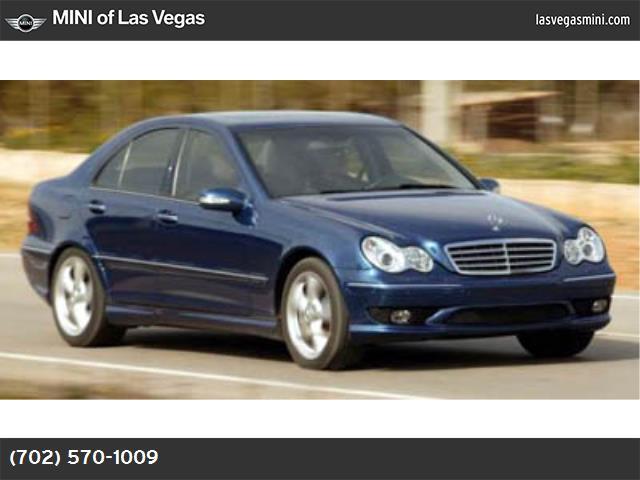 2005 Mercedes C-Class 26L 95179 miles VIN WDBRF61J95A754661 Stock  1144651389 9495