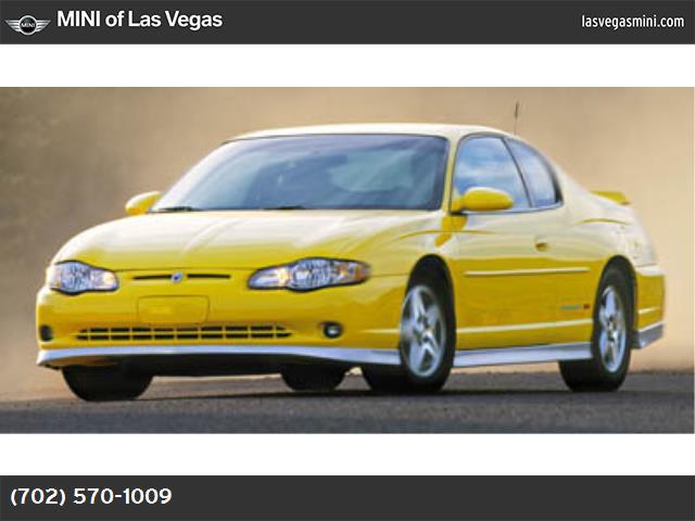 2005 Chevrolet Monte Carlo LS air conditioning power windows power door locks cruise control po