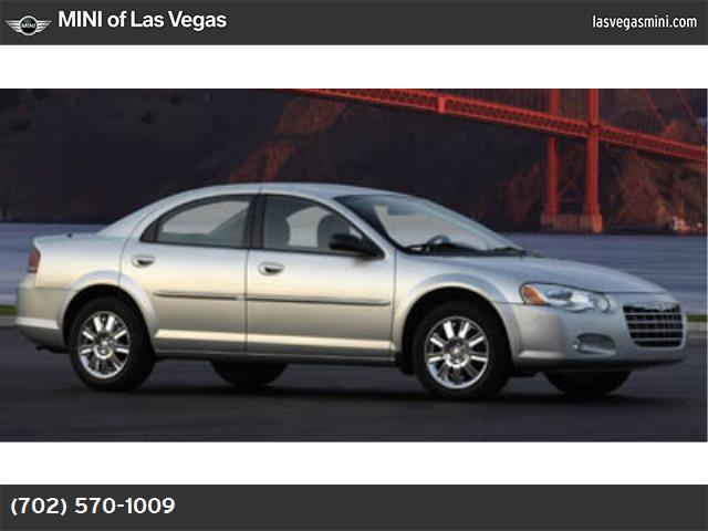2004 Chrysler Sebring near Las Vegas NV 89146 for $4,995.00