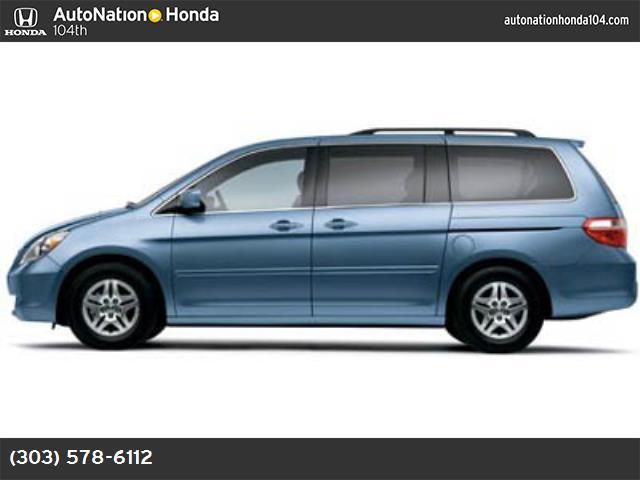 2005 Honda Odyssey EX-L 105308 miles VIN 5FNRL38745B113024 Stock  1213804803 10490