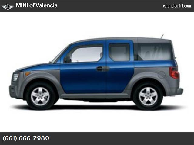 2005 Honda Element EX abs 4-wheel air conditioning power windows power door locks cruise cont