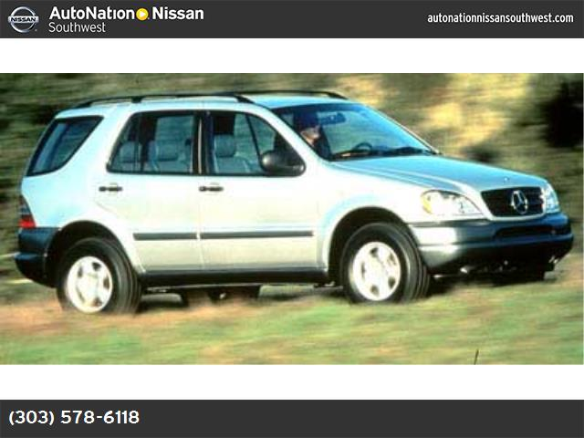 1998 Mercedes-Benz M-Class near Littleton CO 80123 for $4,490.00
