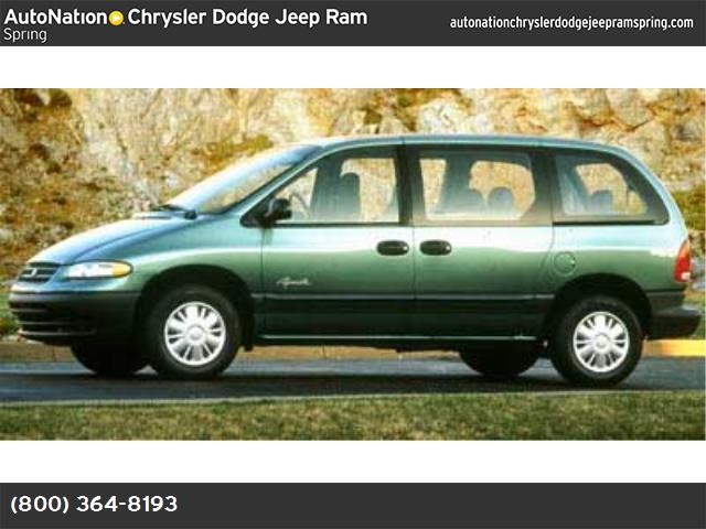1999 Plymouth Voyager near Spring TX 77388 for $4,991.00