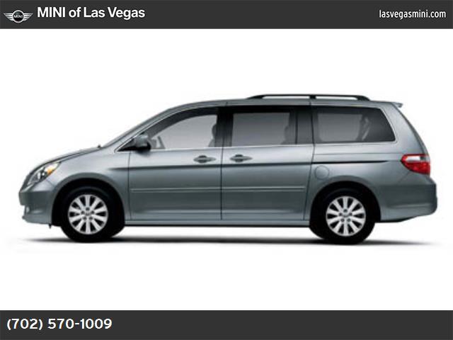 2006 Honda Odyssey Touring 99472 miles VIN 5FNRL38886B064601 Stock  1173090145 14295