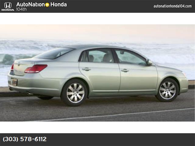 2006 Toyota Avalon XLS abs 4-wheel air conditioning power windows power door locks cruise con