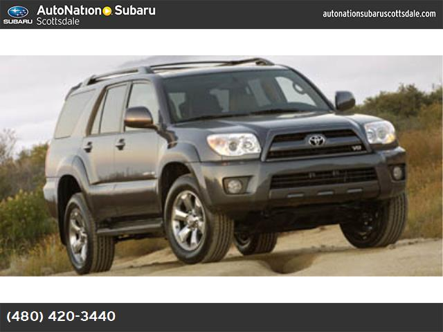 2006 Toyota 4Runner SR5 hill descent control traction control stability control abs 4-wheel a