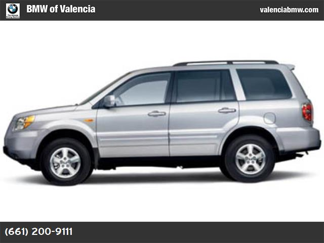2006 Honda Pilot EX-L with NAVI 104905 miles VIN 5FNYF28716B047661 Stock  1186550437 12991