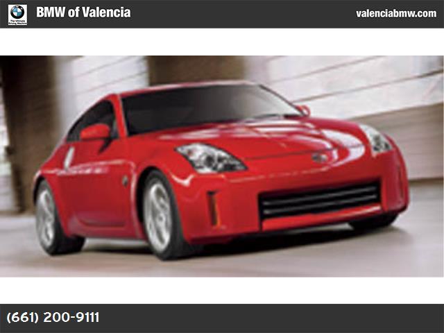 2006 Nissan 350Z  abs 4-wheel air conditioning power windows power door locks power steering