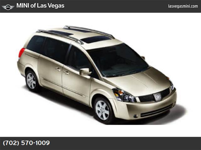 2006 Nissan Quest SL 94559 miles VIN 5N1BV28U16N114447 Stock  1207785691 8895