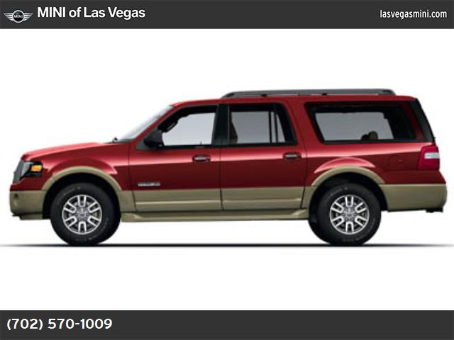 2007 Ford Expedition EL XLT traction control stability control abs 4-wheel air conditioning p
