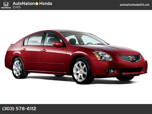 2007 Nissan Maxima 35 SE 95799 miles VIN 1N4BA41E37C808414 Stock  1199202386 10490