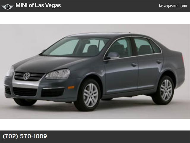 2007 Volkswagen Jetta Sedan Wolfsburg Edition traction control stability control abs 4-wheel a