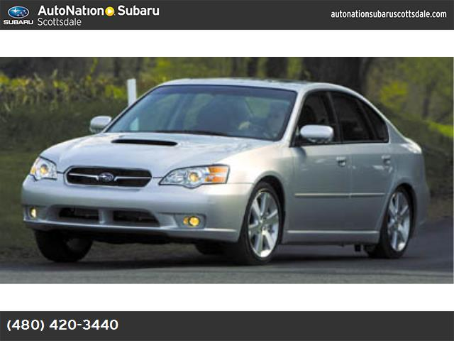 2007 Subaru Legacy Sedan Ltd 54017 miles VIN 4S3BL626977208576 Stock  1143885765 12891