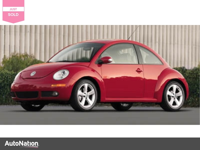 2007 Volkswagen New Beetle Coupe
