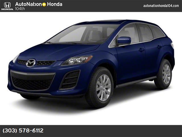 2010 Mazda CX-7 SV traction control dynamic control abs 4-wheel keyless entry air conditionin